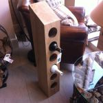 6 hole wine rack for sale in shop in Bath by Southern Cliff Design