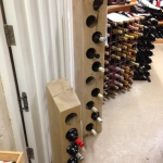 2 wine racks for sale in Sherston Wine Shop by Southern Cliff Design