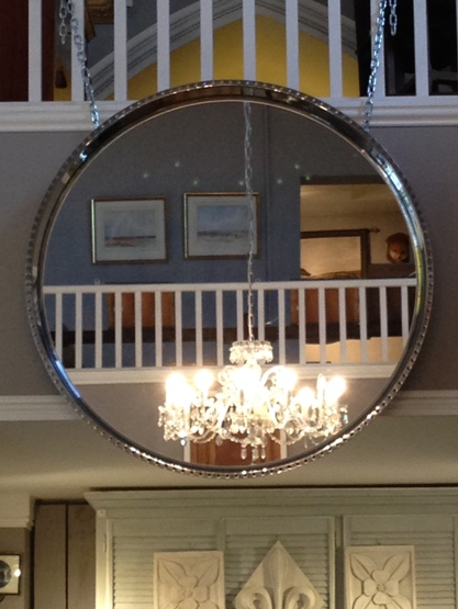 Rolls Royce Engine Housing Mirror