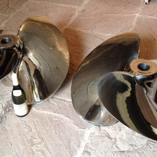 Polished Royal Navy Propellers